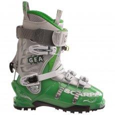 Gea, Green Flash