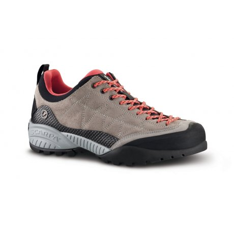 Zen Pro Wmn, Taupe - Coral Red, 40