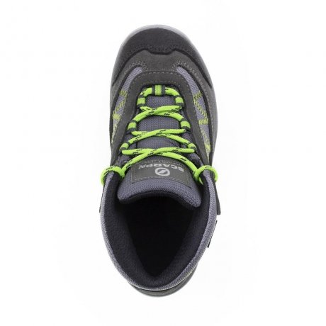 Mistral KID GTX, Smoke-Mantees Green, 34